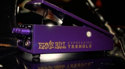 Ernie Ball Expression Tremolo.
