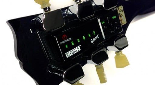 Gibson G Force tuners. Now Tronical are suing them