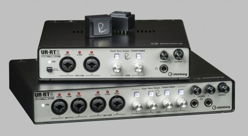 Steinberg UR-RT series featured