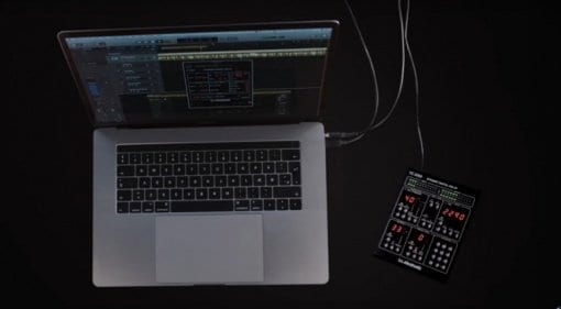 TC Electronic TC2290-DT plug-in and desktop controller