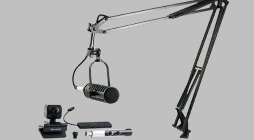 VPS Visual Podcasting Station
