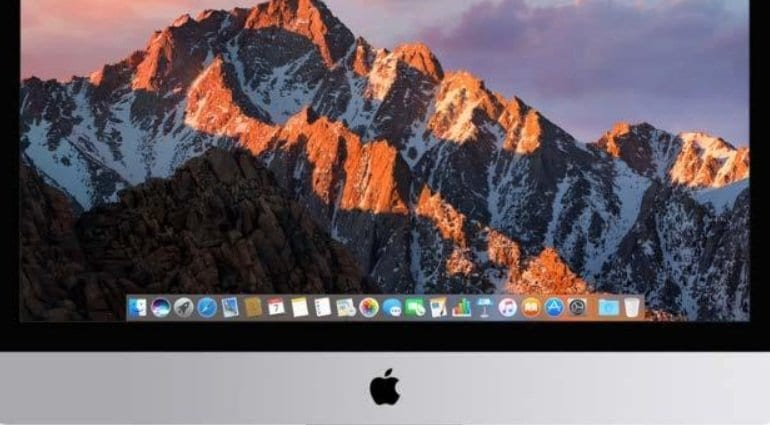 Apple iMac 2018 design, specs, features, price
