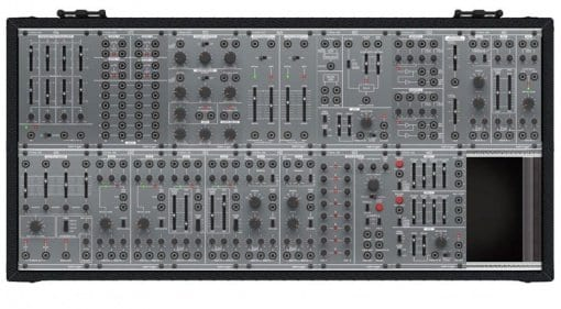 Behringer M100 modules on ModularGrid.net
