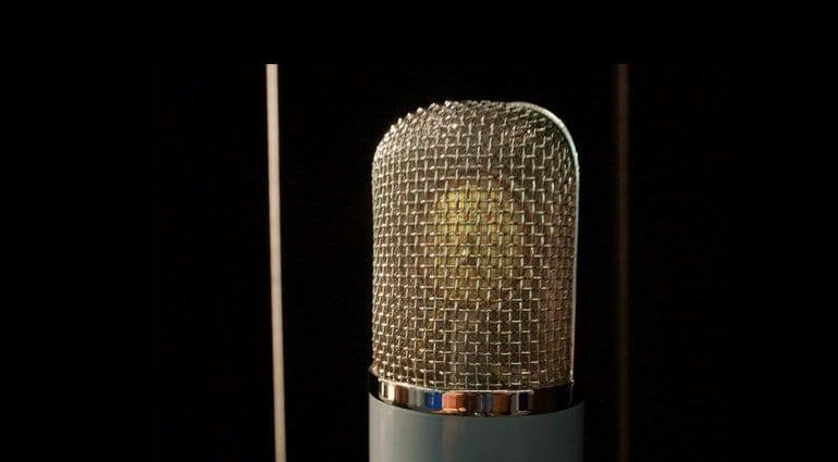 Burg M1 tube condenser microphone