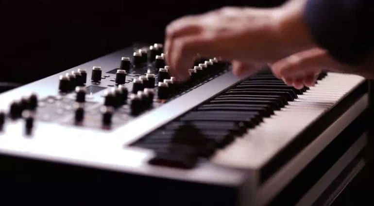 Sequential Circuits Prophet X - is this the hybrid synth we've been