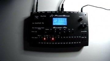 FingerSonic SYNSET FM