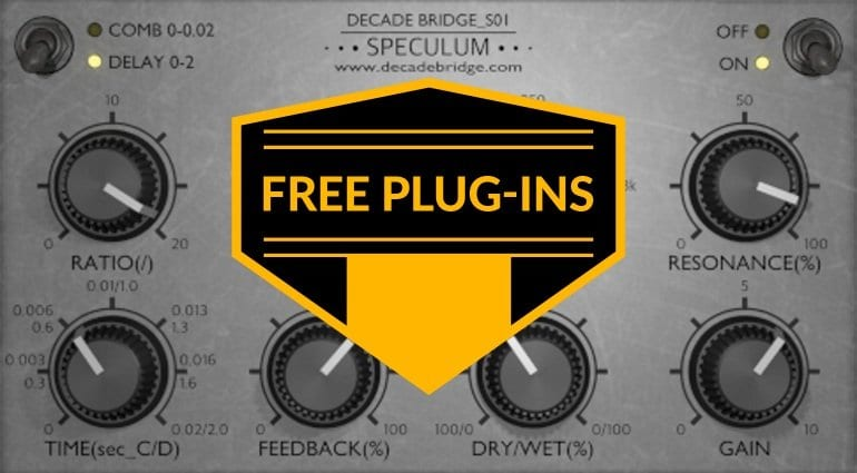 The Best Free Plug-ins: A list of great gear that won't cost