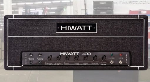 Hiwatt DR401 400 W bass head