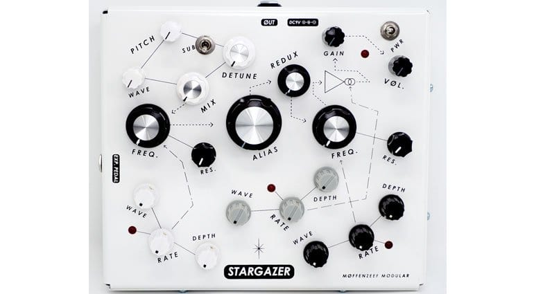 Moffenzeef Modular Stargazer