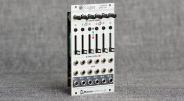Mutable Instruments Stages