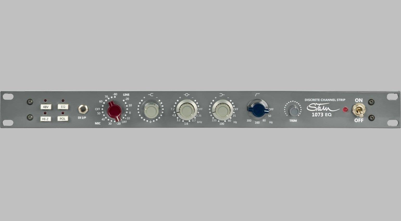 Stam Audio 1073 EQ: a faithful clone that doesn't break the