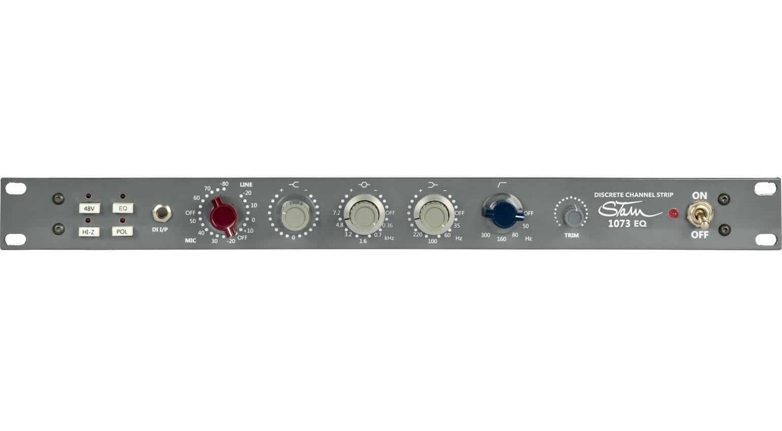 Stam Audio 1073 EQ: a faithful clone that doesn't break the bank?