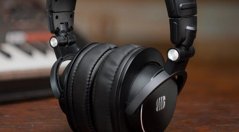 PreSonus HD9 studio headphones