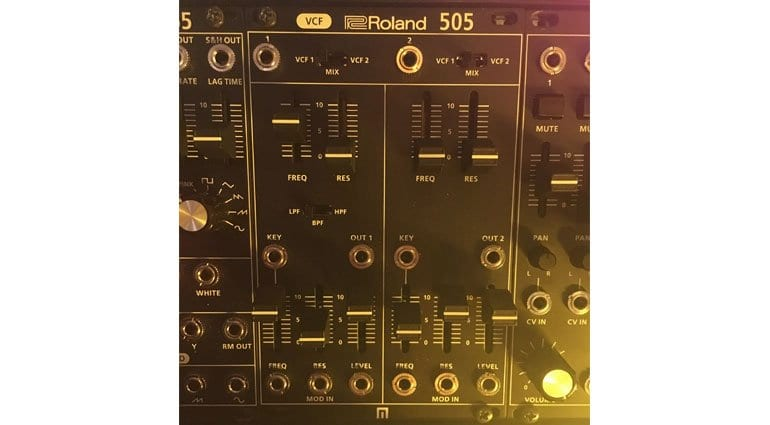 Roland System 500 505