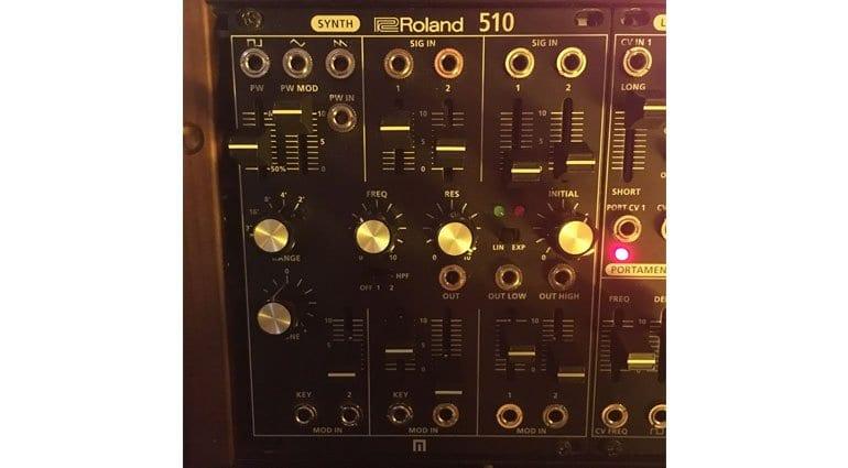Roland System 500 510