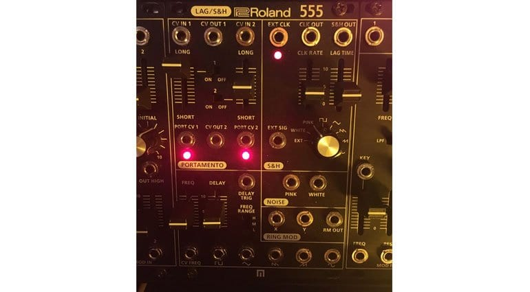 Roland System 500 555