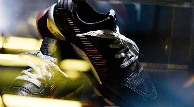 Move over Adidas and let Puma have a go at the TR 808