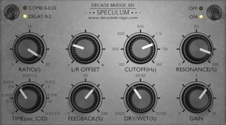 Speculum free delay