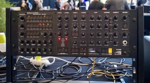 Black Corporation's sumptuous new Kimiji synthesizer
