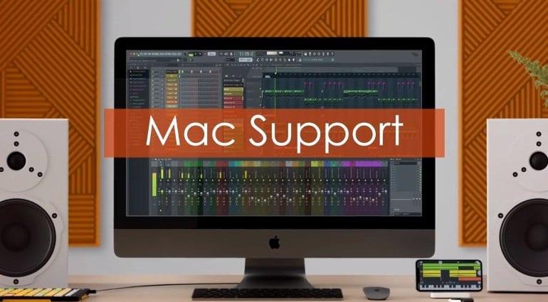 mac fl studio 20