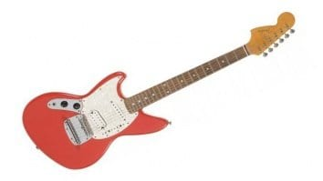 Nirvana Kurt Cobain Fender Prototype Jagstang