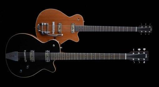 """Grez Mendocino 28.5"""" scale baritone guitar"""
