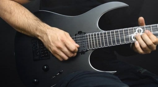 Solar Guitars new lineup for 2018