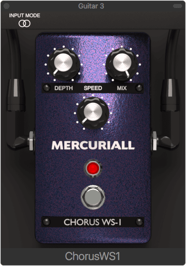 Mercuriall Audio WS-1 Chorus