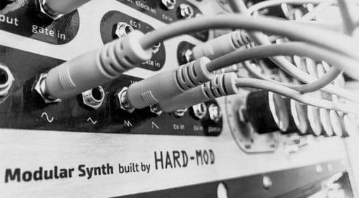 Hard Mod Modular Synth Spring Reverb