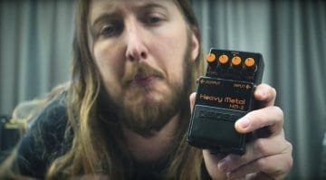 Ola Englund explains the Boss HM-2 and Swedish Death Metals