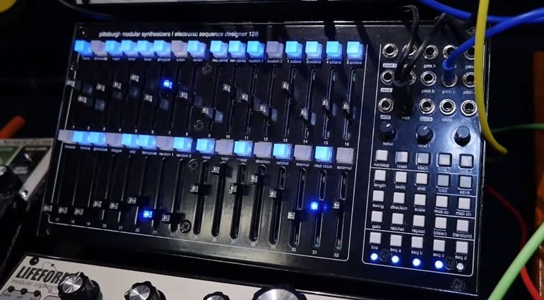Pittsburgh Modular Electronic Sequence Designer
