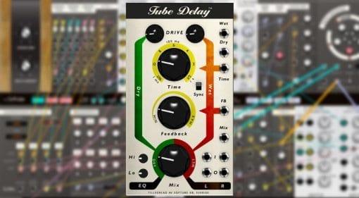 Softube Tube Delay Modular