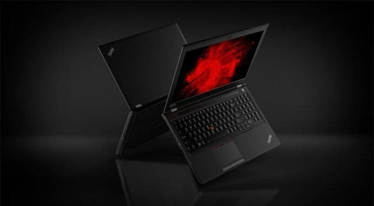 Lenovo ThinkPad P52 mobile workstation: the hardcore music