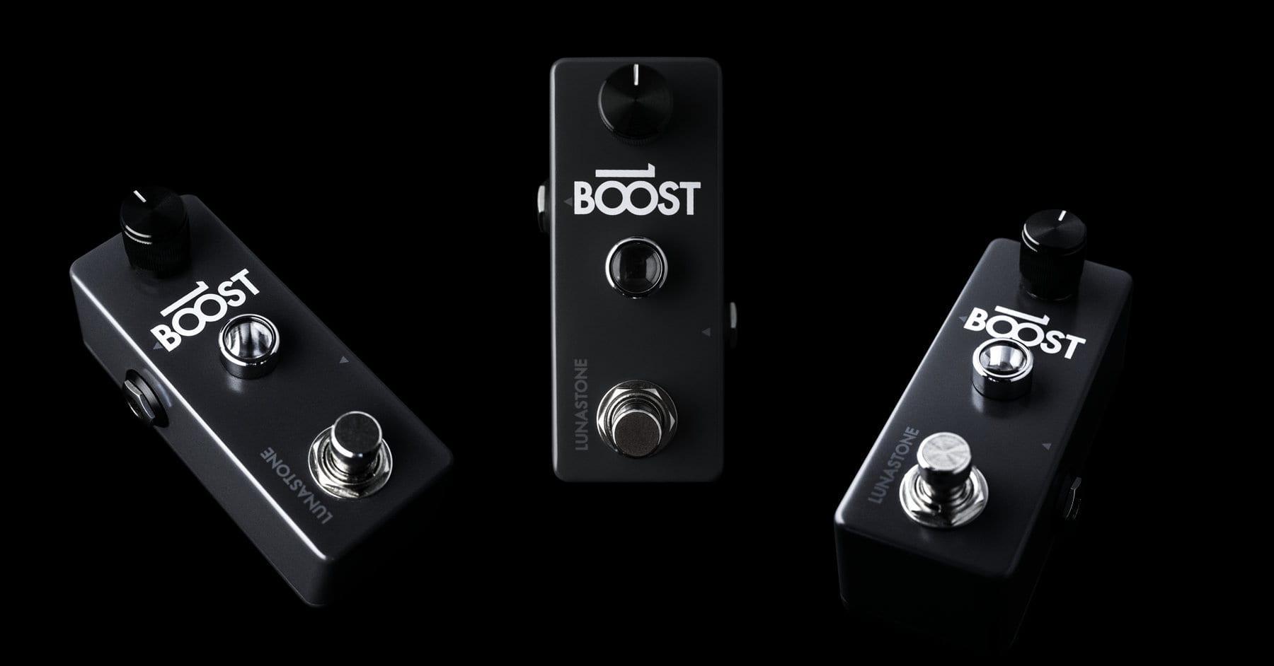 Lunatone Boost 18 pedal