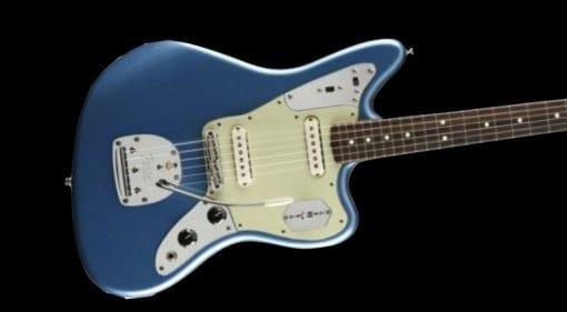Fender Johnny Marr Jaguar 2018 Lake Placid Blue