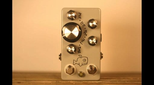 Hungry Robot Moby Dick V2 delay pedal