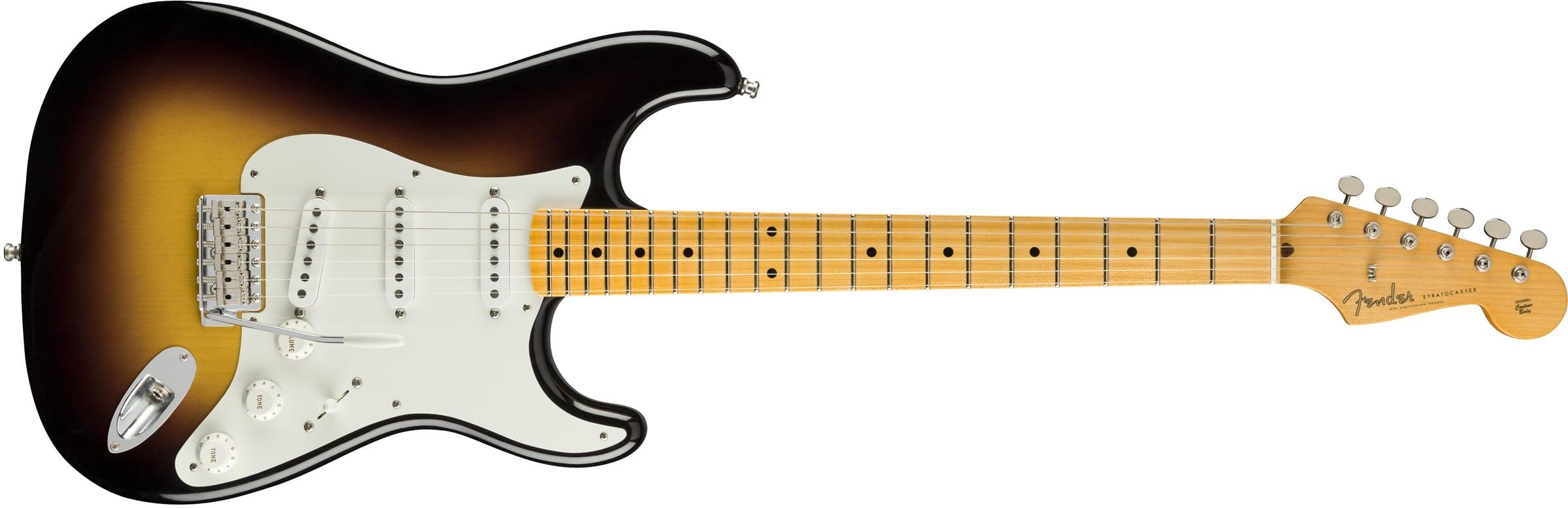 Fender Custom Shop Jimmie Vaughan Stratocaster in Sunburst
