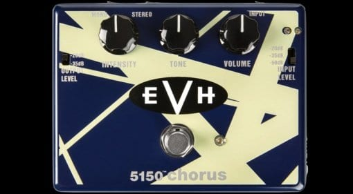 MXR EVH5150 Chorus pedal