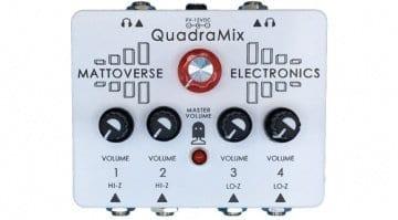 Mattoverse Electronics QuadraMix