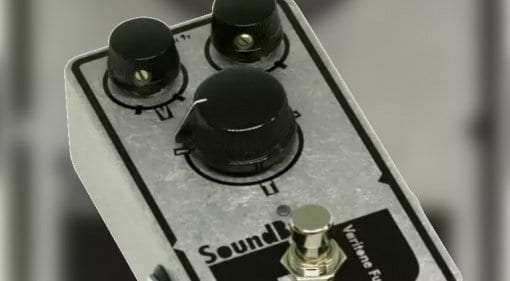 SoundBrut FU Fuzz Pedal Front