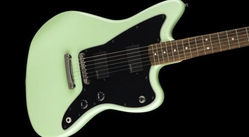 Squier Contemporary Series Active Jazzmaster HH ST
