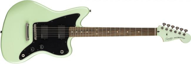 Squier Contemporary Series Active Jazzmaster HH ST in