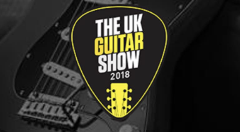 The UK Guitar Show 2018
