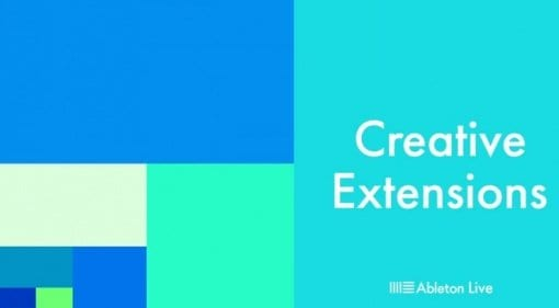 Ableton Live 10 creative extensions