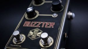 Beetronics Buzzter preamp/boost pedal