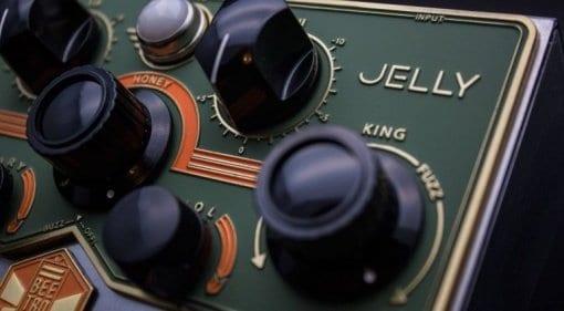 Beetronics Royal Jelly Overdrive/Fuzz pedal