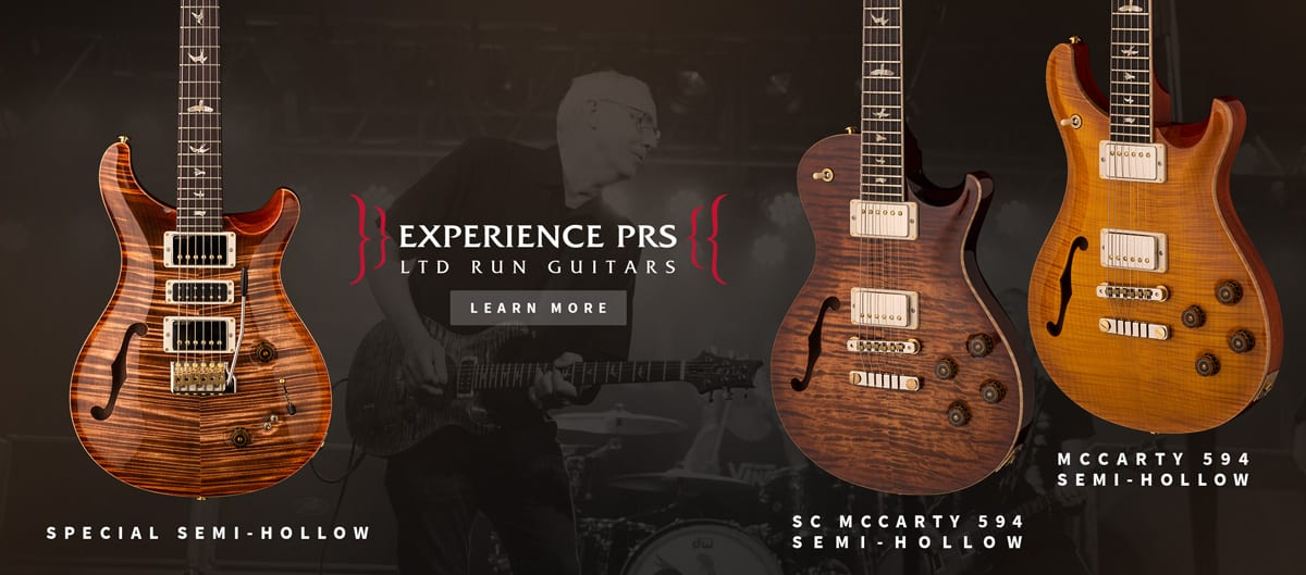 PRS Experience 2018