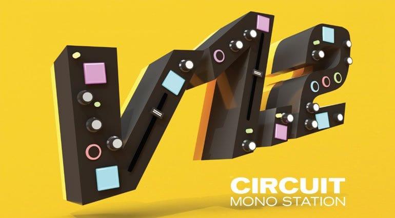 Novation Circuit Mono Station 1.2