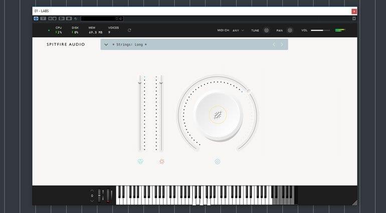 Spitfire Audio LABS free library kicks off with Soft Piano and