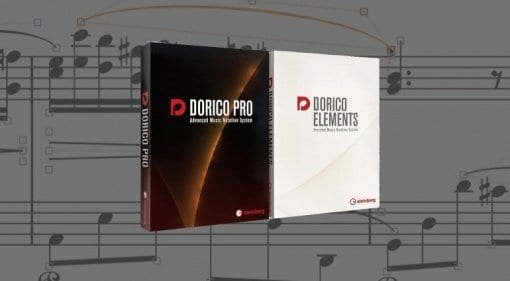 Dorico 2 scoring software